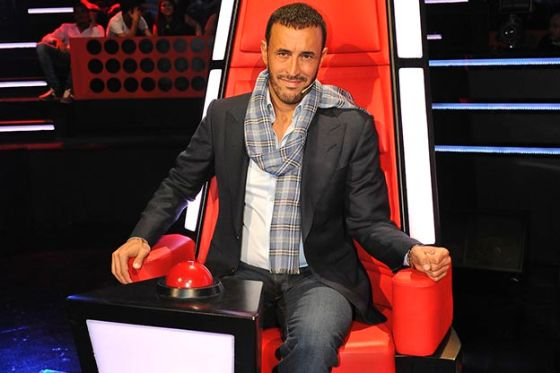 MBC1 & MBC MASR The Voice season 2 - Kazem El Saher